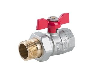 PHA-005-ball-valve-with-union-butterfly-handle-full-bore-FM